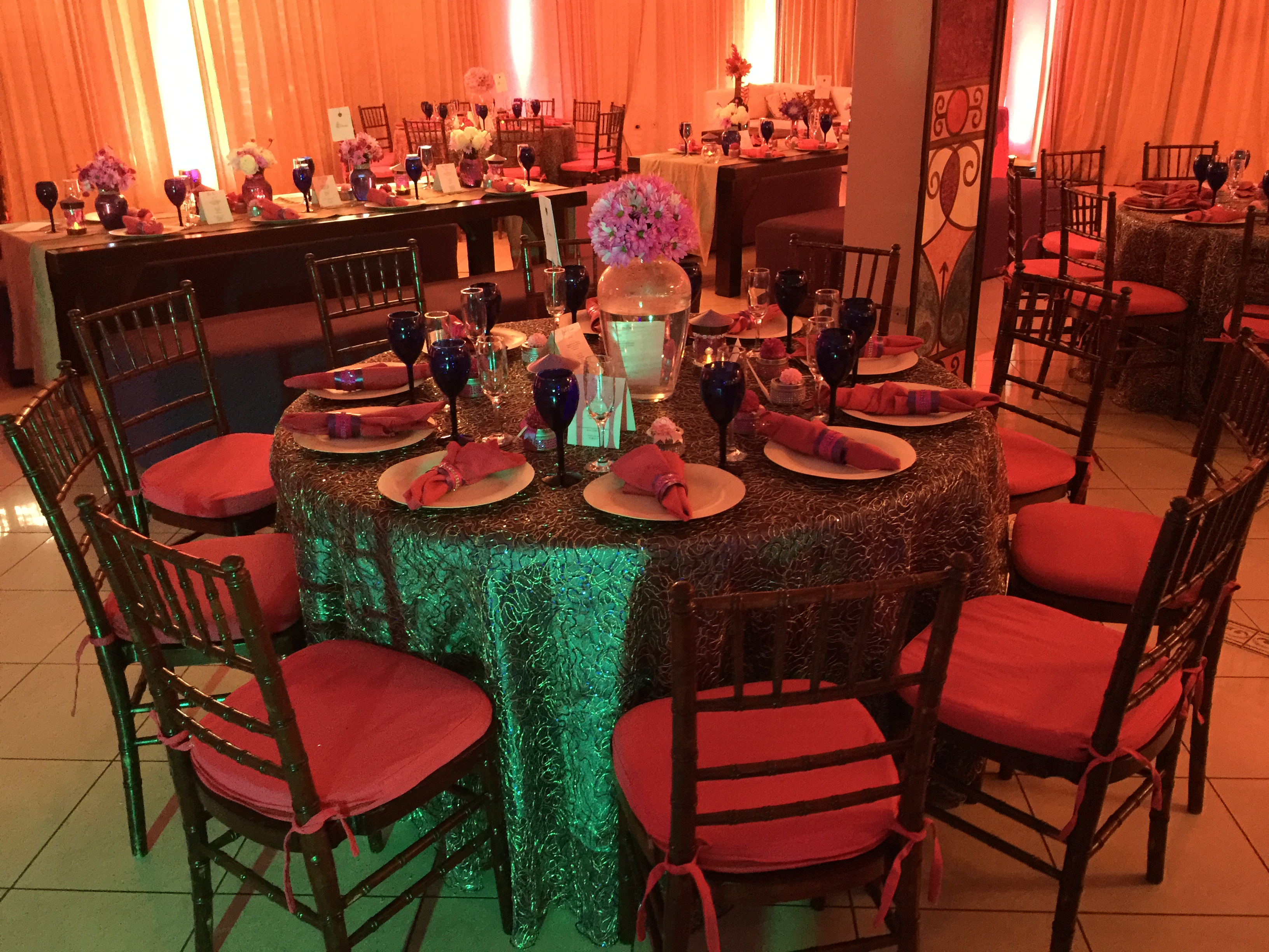 Karl Hart | The Pantry Caterers | Weddings, Food & Decor | Tel #876-929-4149