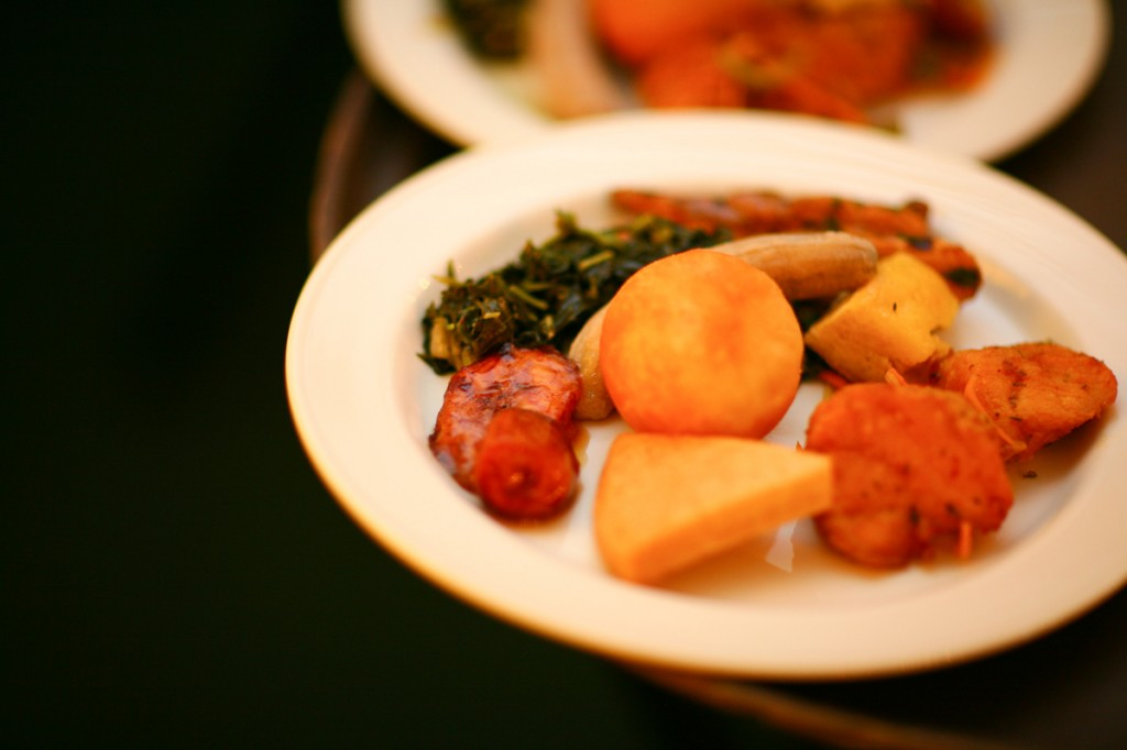 Authentic jamaican food for your next event karl hart for Authentic caribbean cuisine